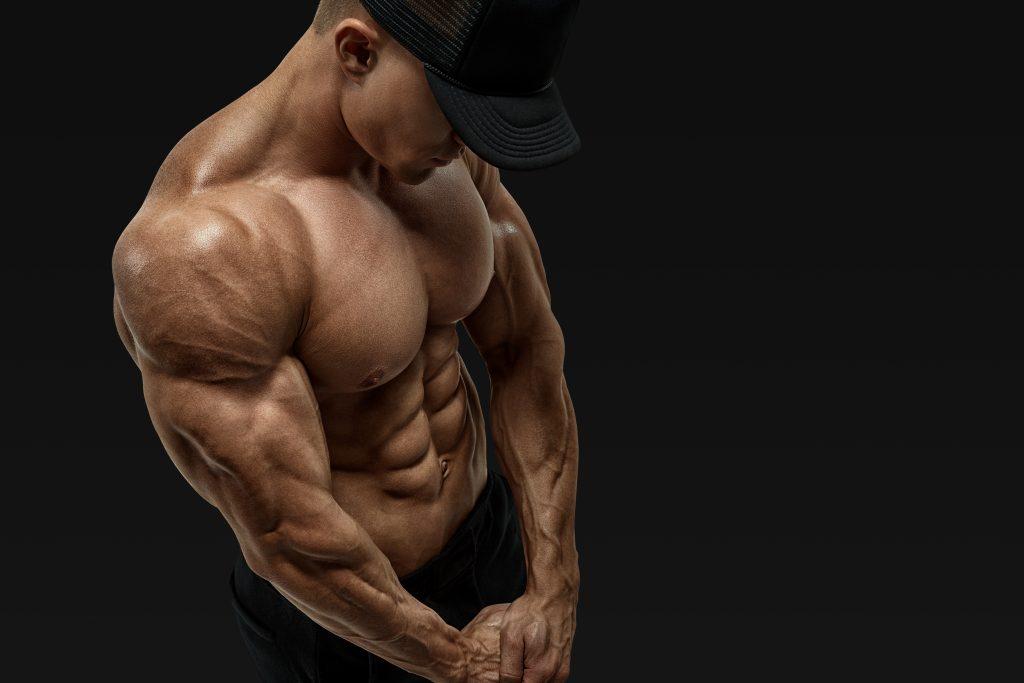 バーベルショルダープレスは肩の筋肥大に効果的!