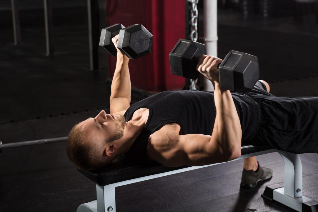 大胸筋のトレーニングでは両方取り入れよう!